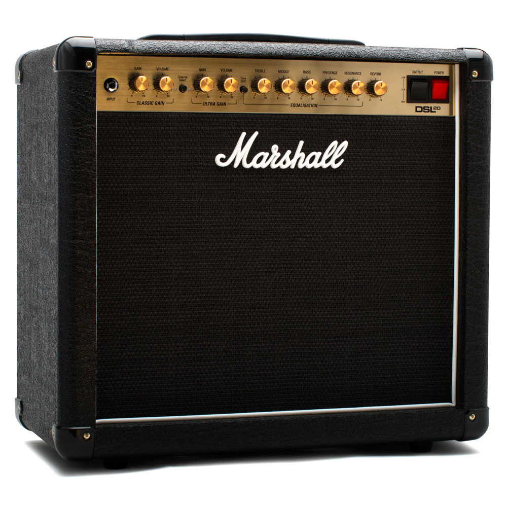 MARSHALL DSL20C ギターアンプ コンボ