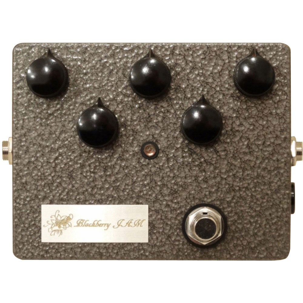 Blackberry JAM Mure ギターエフェクター