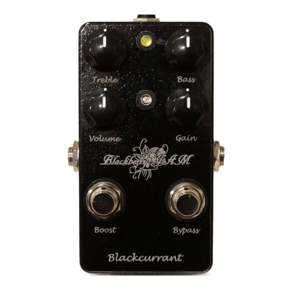 Blackberry JAM Blackcurrant ギターエフェクター