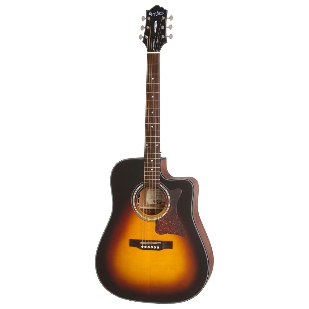 Epiphone Masterbilt DR-400MCE VS エレクトリックアコースティックギター