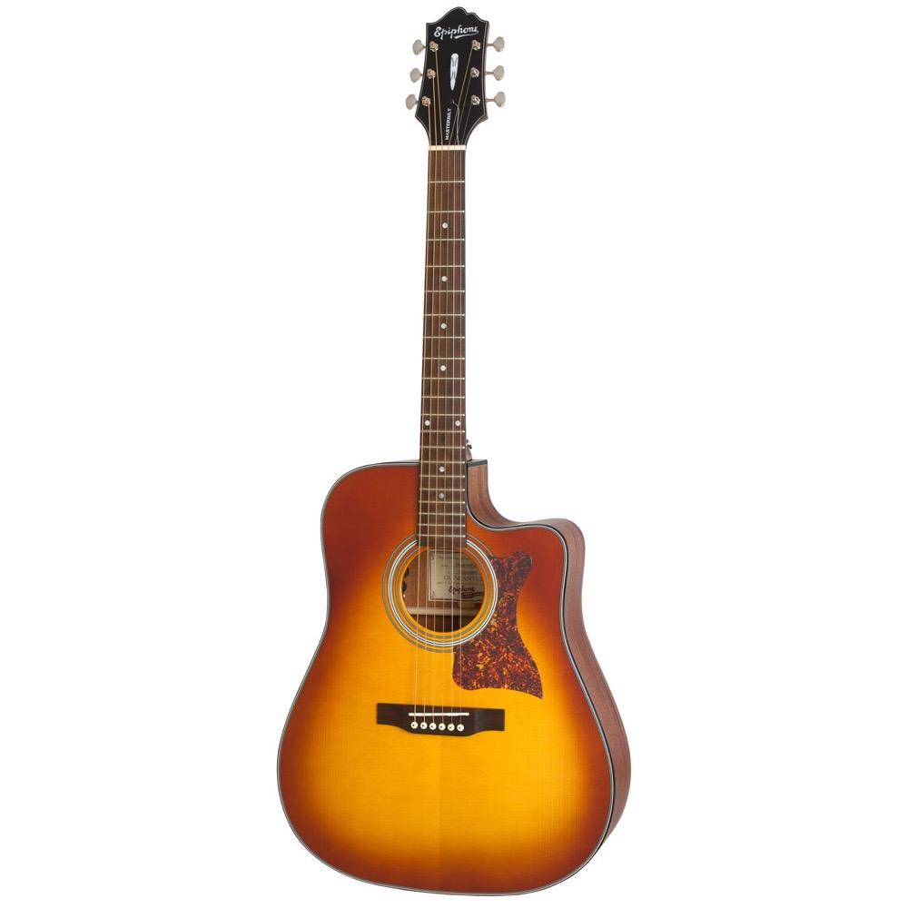 Epiphone Masterbilt DR-400MCE VB エレクトリックアコースティックギター