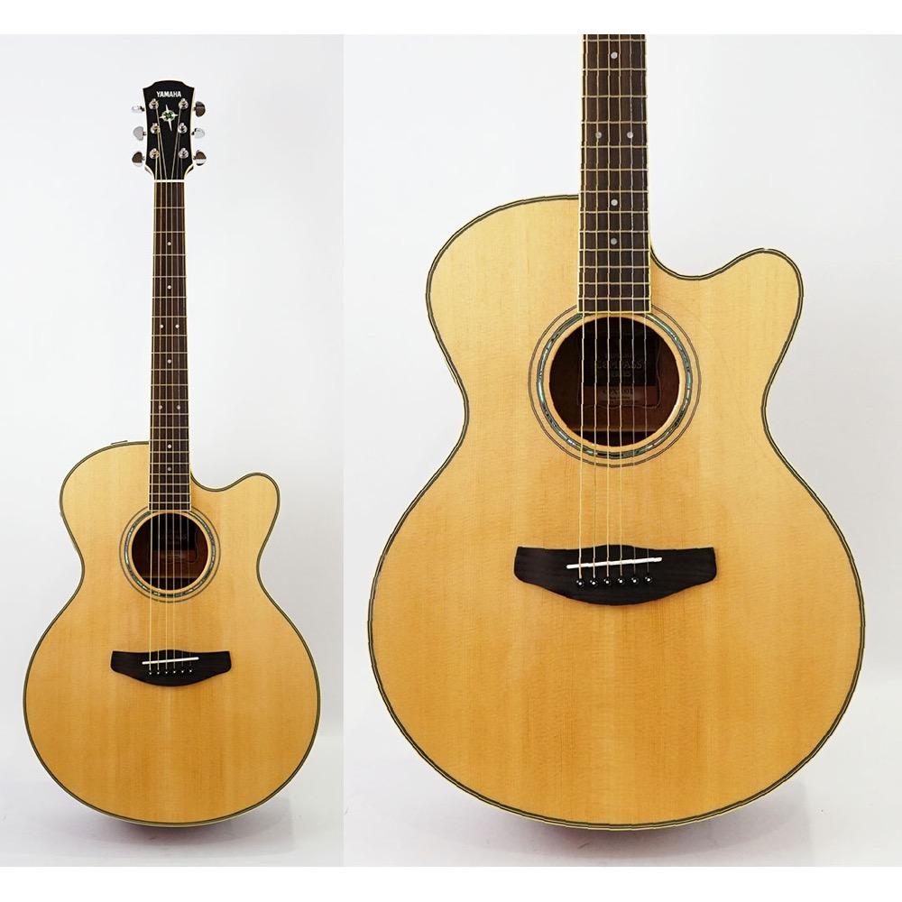 YAMAHA CPX700II NT エレクトリックアコースティックギター