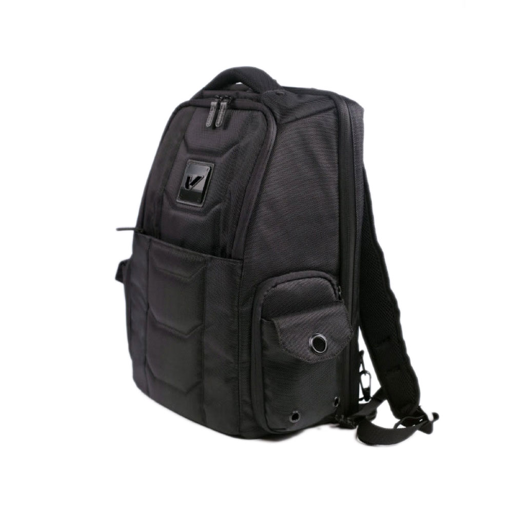 Gruv Gear VENUEBAG02-EBK Club Bag Stealth Elite Triple Black クラブバッグ