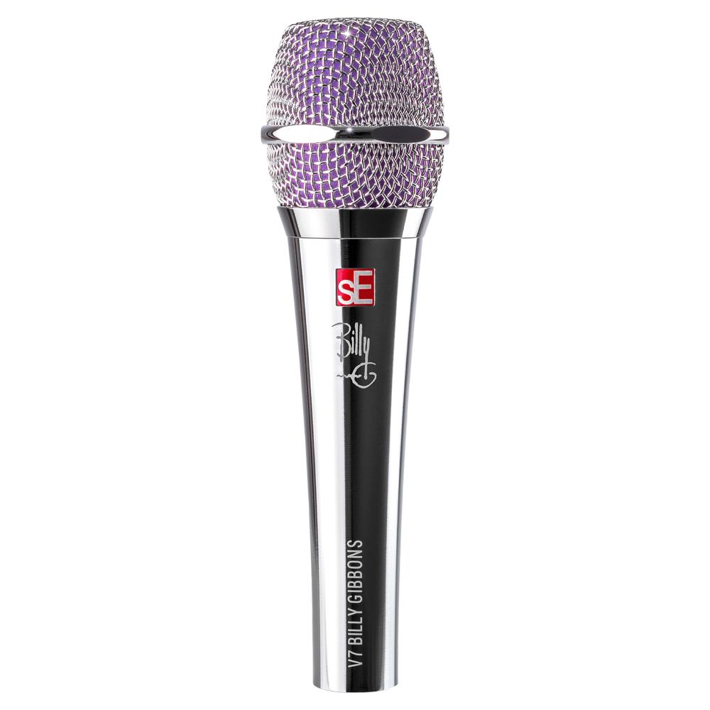 sE ELECTRONICS V7 BFG ビリー・ギボンズ シグネチャー ボーカルマイク