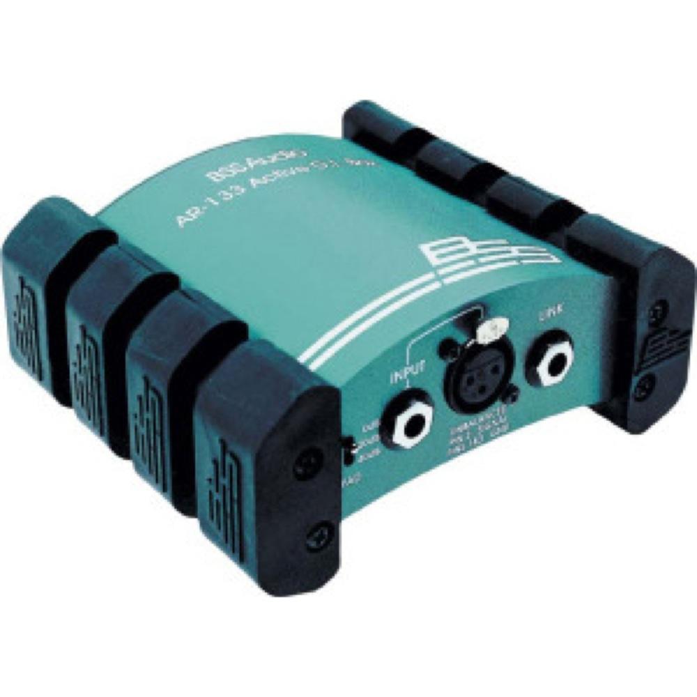 BSS AUDIO AR-133 ダイレクトボックス アクティブタイプ
