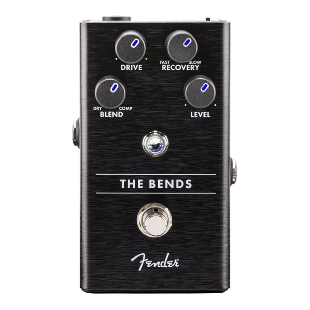 Fender The Bends Compressor Pedal コンプレッサー ギターエフェクター