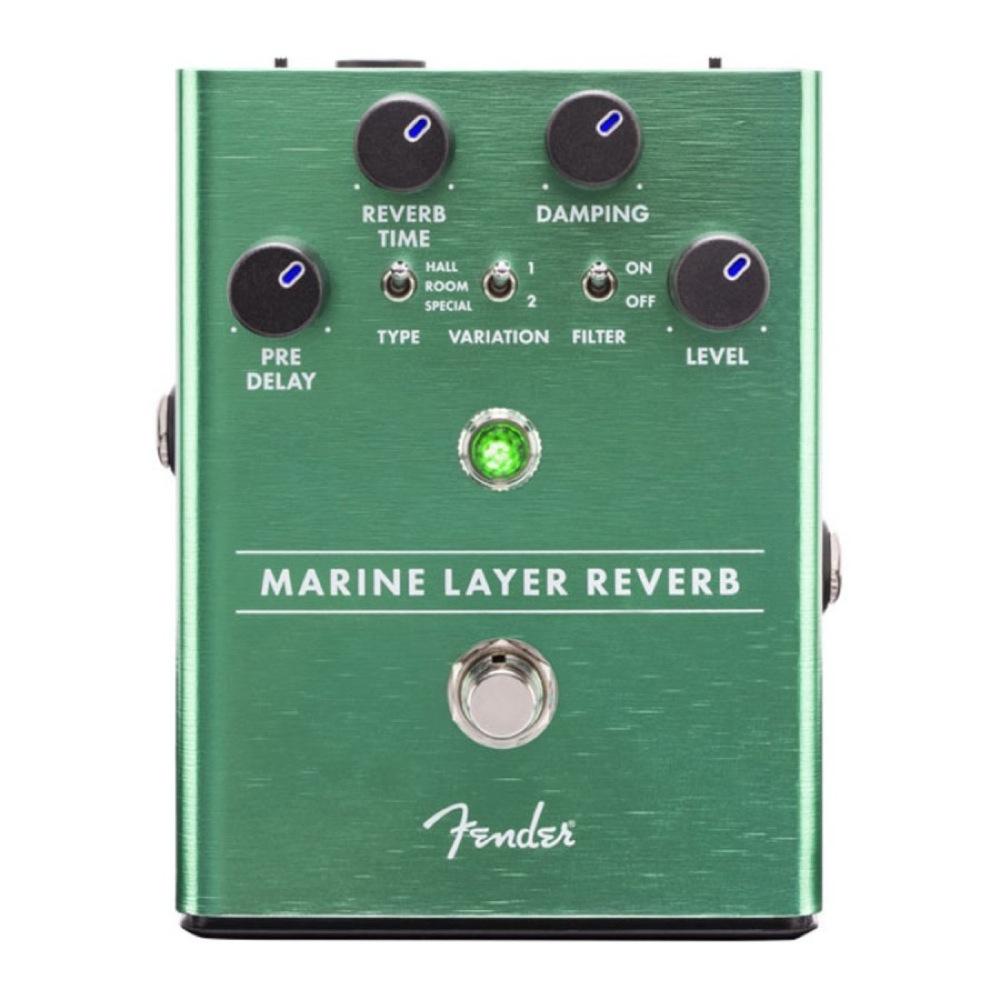 Fender Marine Layer Reverb Pedal リバーブ エフェクター