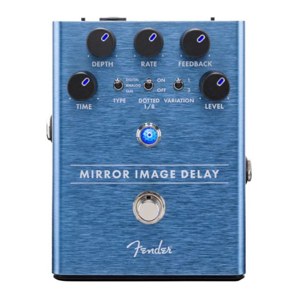 Fender Mirror Image Delay Pedal ディレイ エフェクター