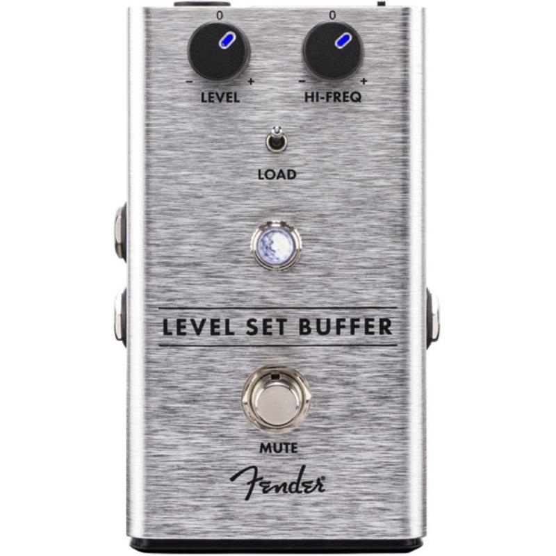 Fender Level Set Buffer Pedal バッファー ギターエフェクター