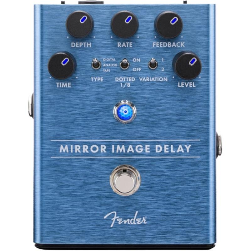 Fender Mirror Image Delay Pedal ディレイ エフェクター