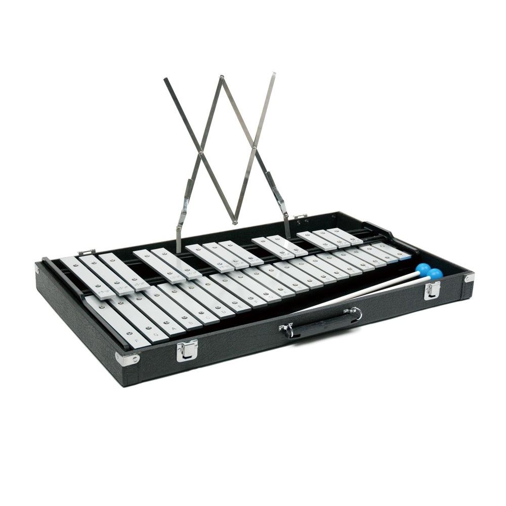 YAMAHA TG-50C 卓上鉄琴 ハードケース付き