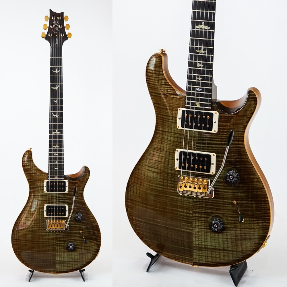 Paul Reed Smith(PRS) 2016 KID Limited Custom 24 10Top Maple Neck Mash Green エレキギター アウトレット
