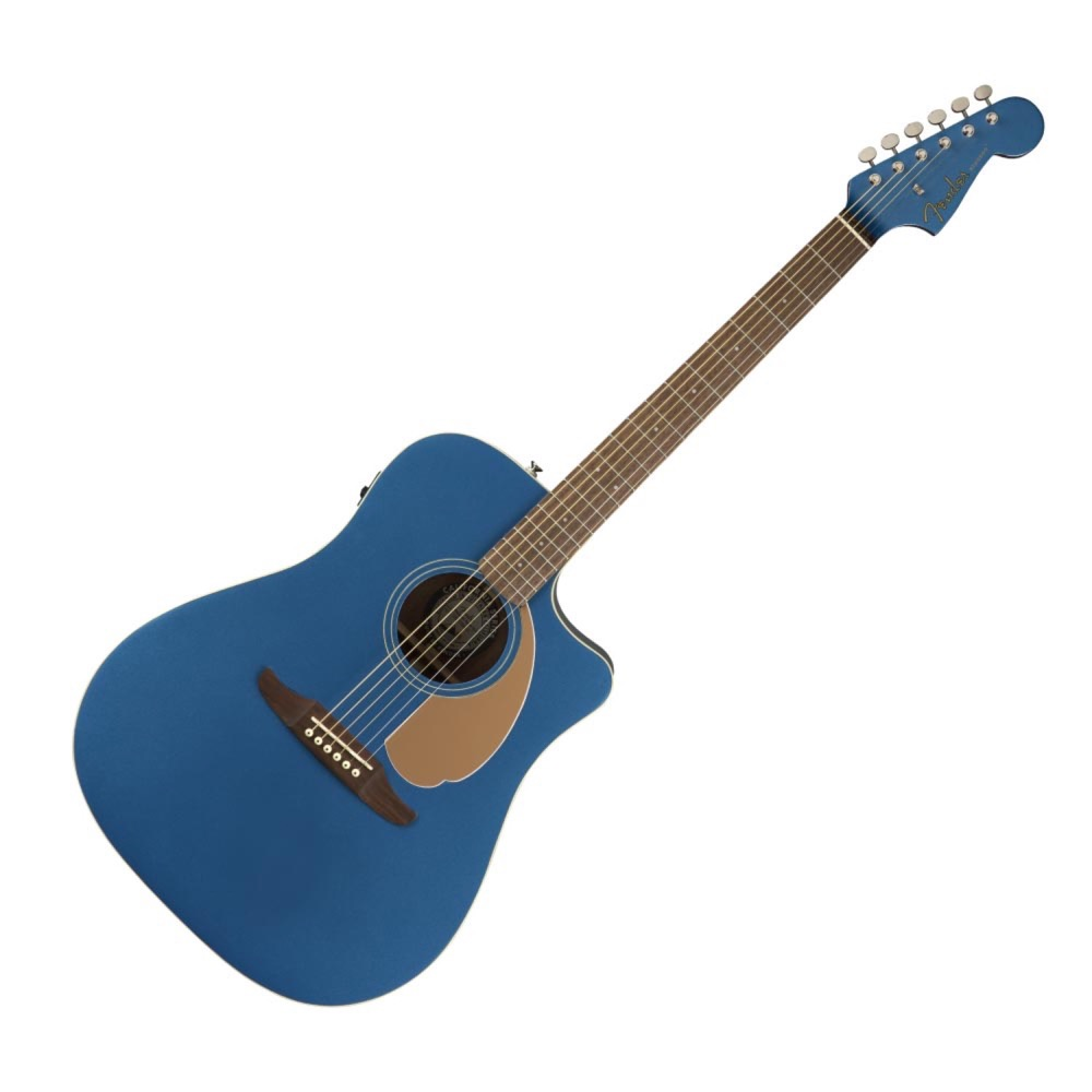 Fender Redondo Player BLB WN エレクトリックアコースティックギター