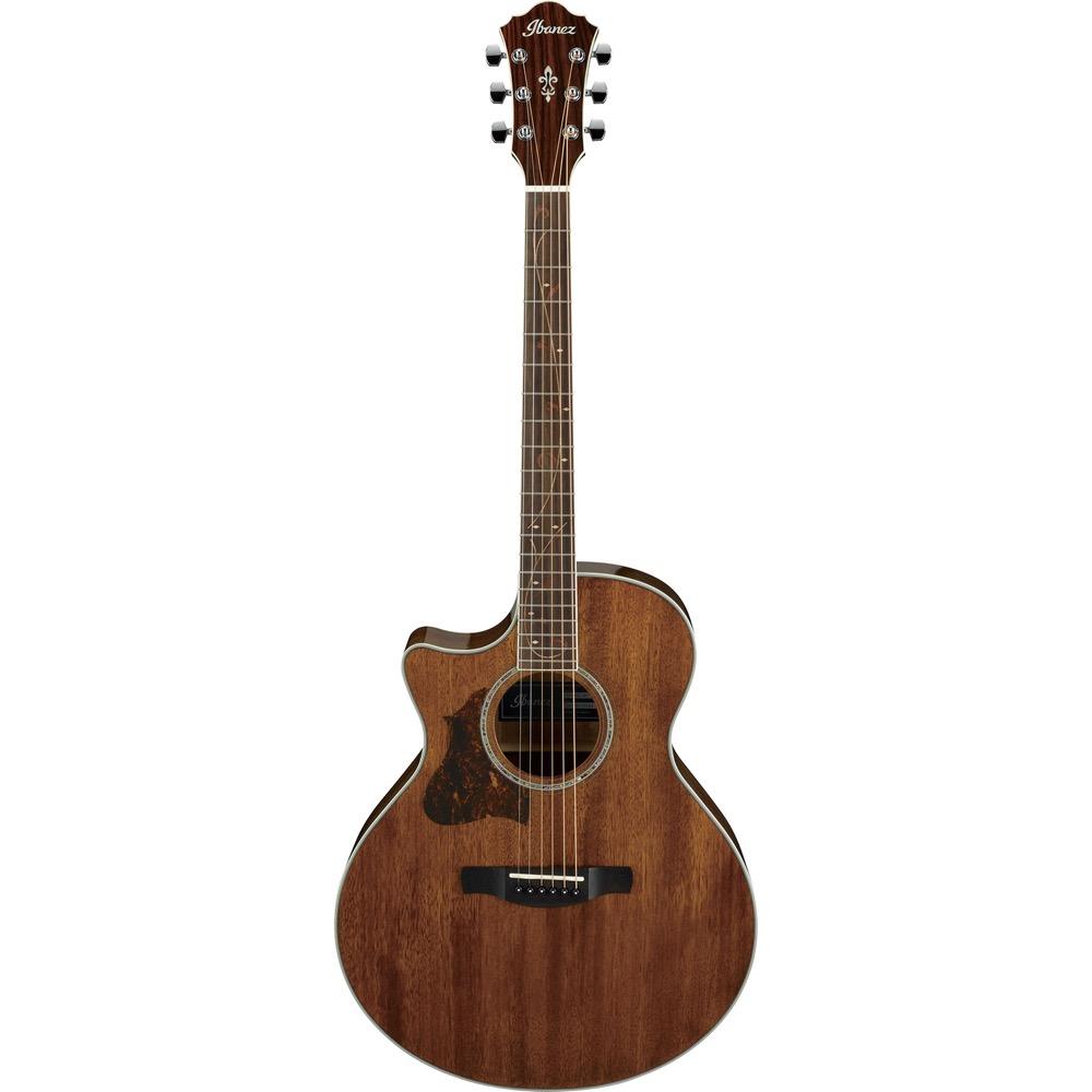 IBANEZ AE245L-NT レフティ エレクトリックアコースティックギター