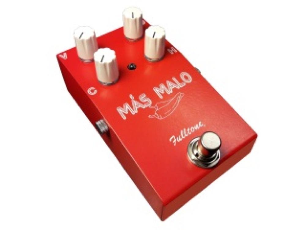 Fulltone Mas Malo ディストーション/ファズ ギターエフェクター