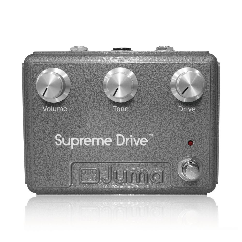 Juma Pedals Supreme Drive オーバードライブ ギターエフェクター