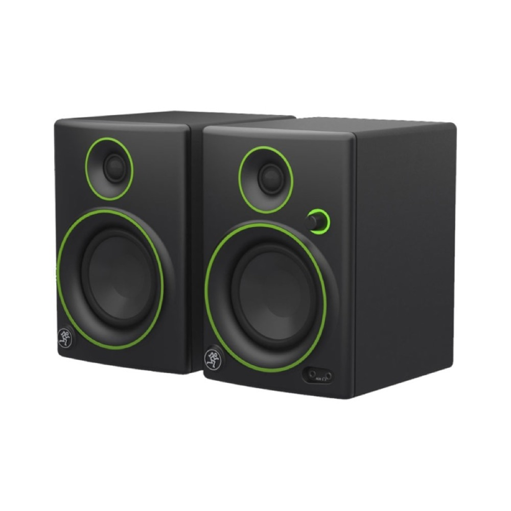 MACKIE CR4 Multi Media Monitor Speaker 1ペア モニタースピーカー