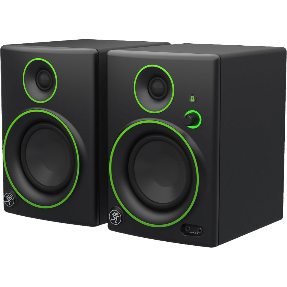 MACKIE CR4BT Multi Media Monitor Speaker 1ペア モニタースピーカー Bluetooth接続対応