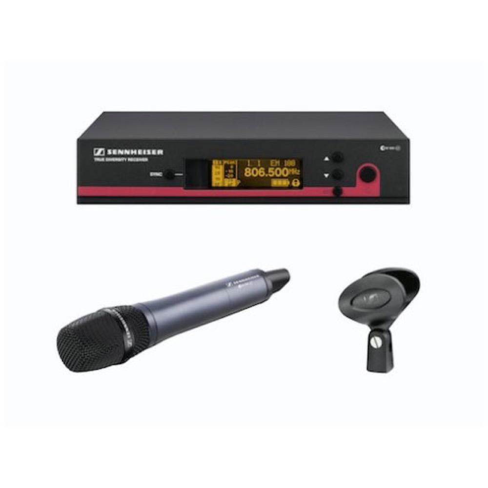 SENNHEISER EW 135 G3-JB ワイヤレスマイク ハンドヘルドセット