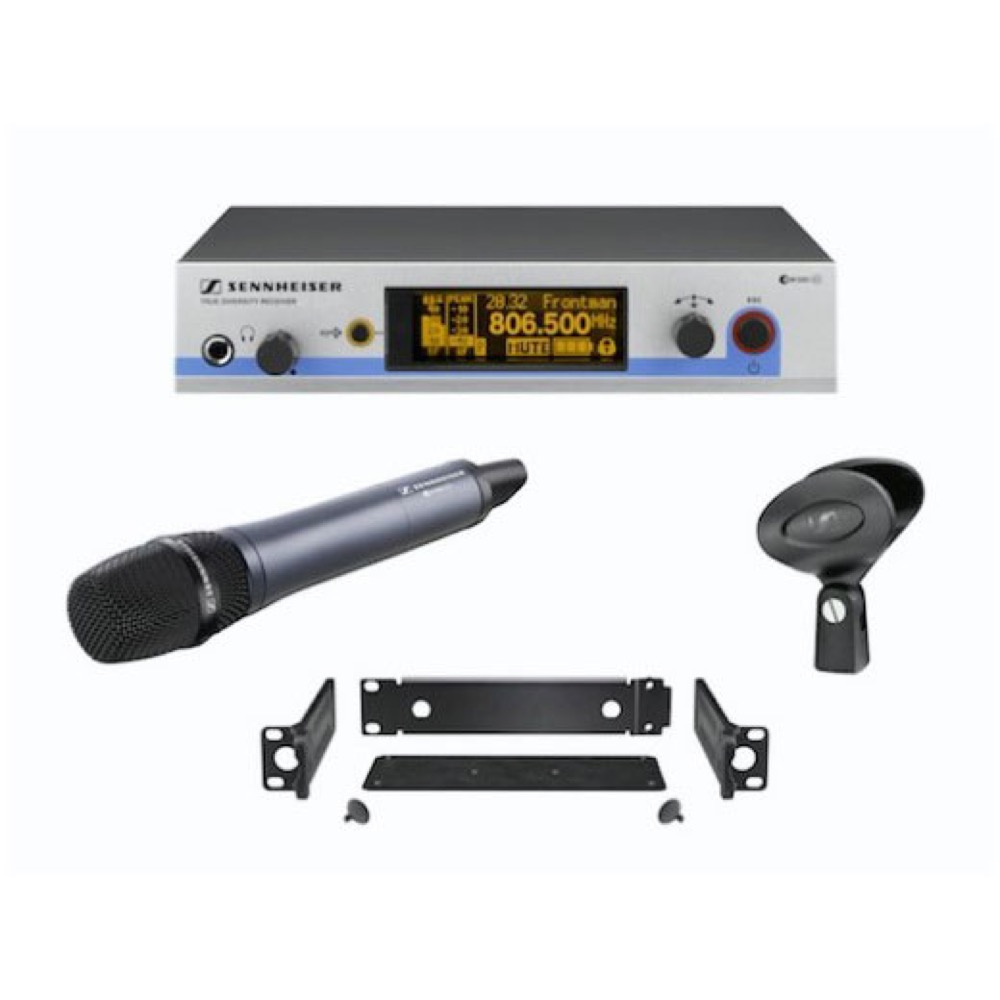 SENNHEISER EW 500-935 G3-JB ワイヤレスマイク ハンドヘルドセット