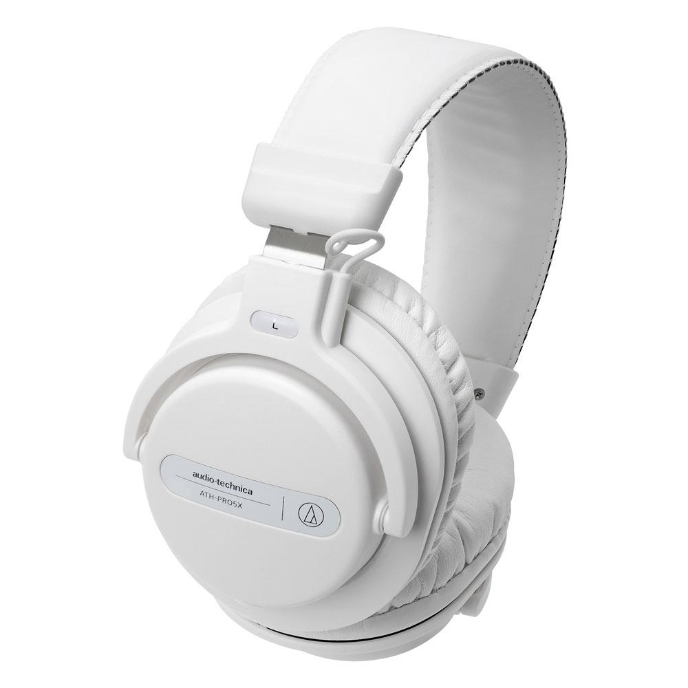 AUDIO-TECHNICA ATH-PRO5X WH DJヘッドホン