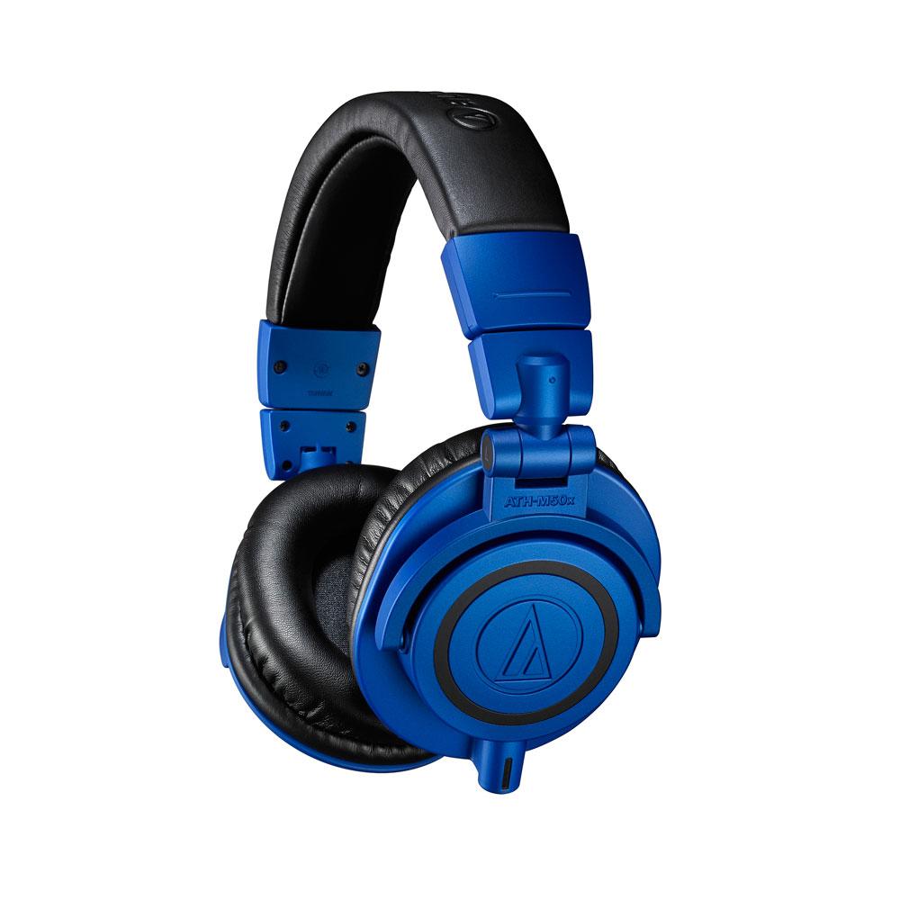 AUDIO-TECHNICA ATH-M50xBB LIMITED EDTION モニターヘッドホン