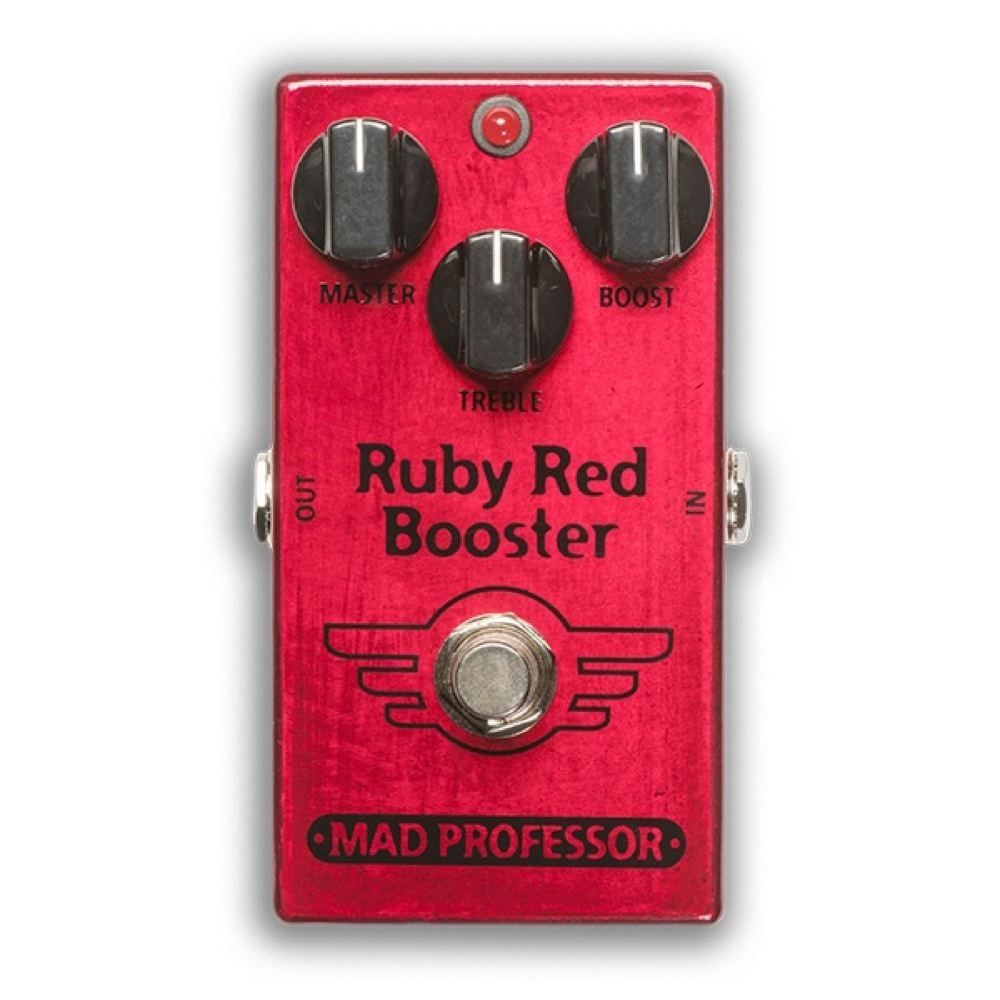 Mad Professor Ruby Red Booster FAC ブースター ギターエフェクター