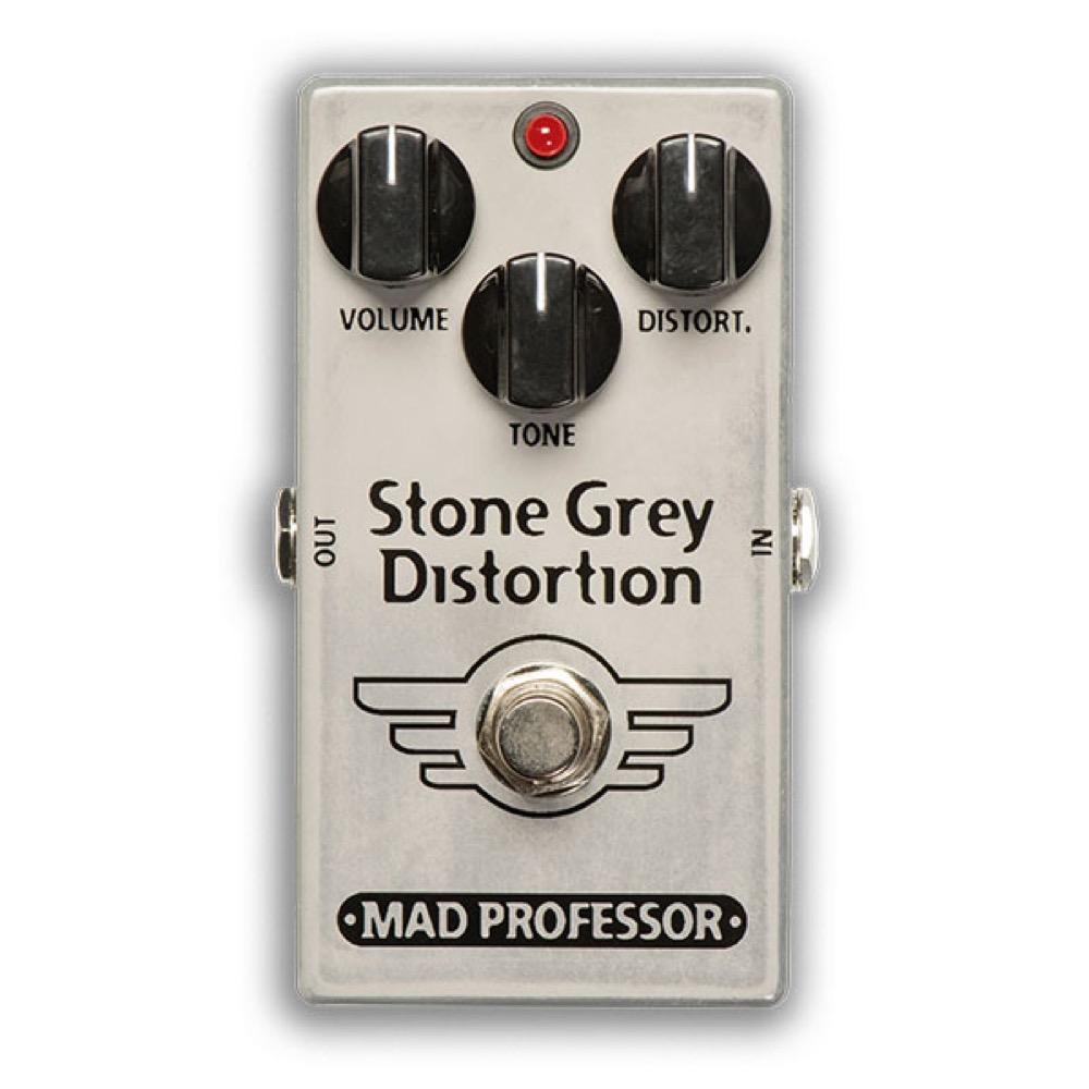 Mad Professor Stone Grey Distortion FAC ディストーション ギターエフェクター
