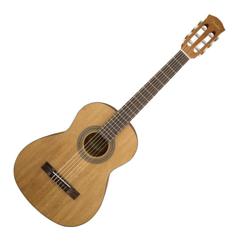 Fender FA-15N 3/4 scale Nylon RW ナイロン弦ギター