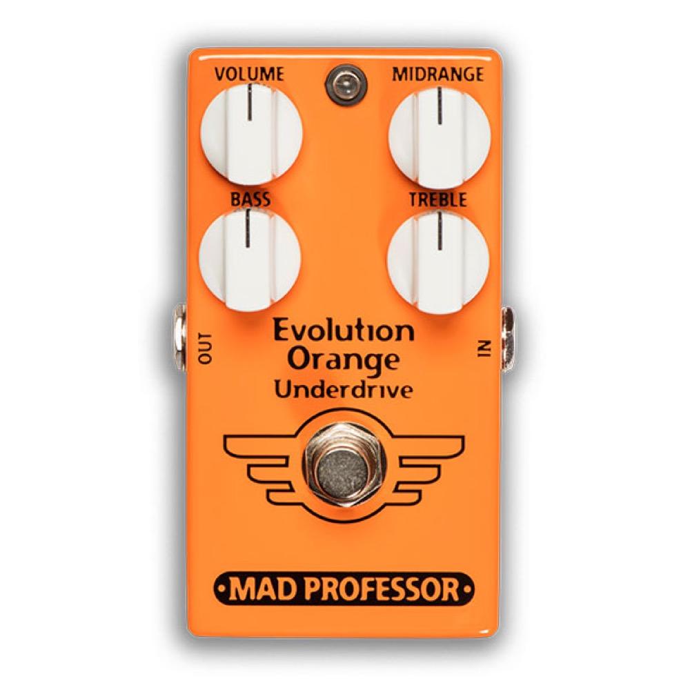 Mad Professor Evolution Orange Underdrive FAC アンダードライブ