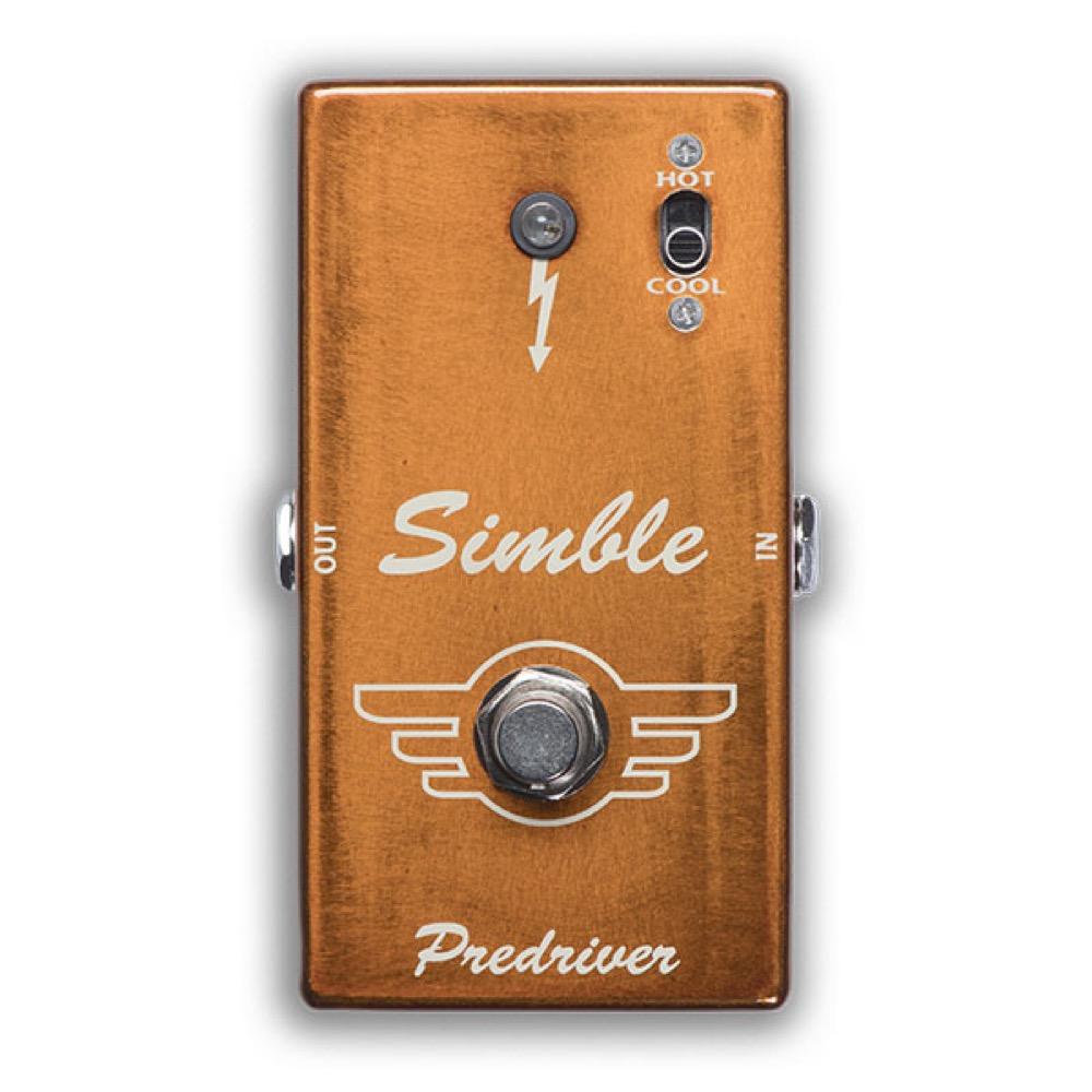 Mad Professor Simble Predriver FAC プリアンプ/ブースター/コンプレッサー/エンハンサー ギターエフェクター