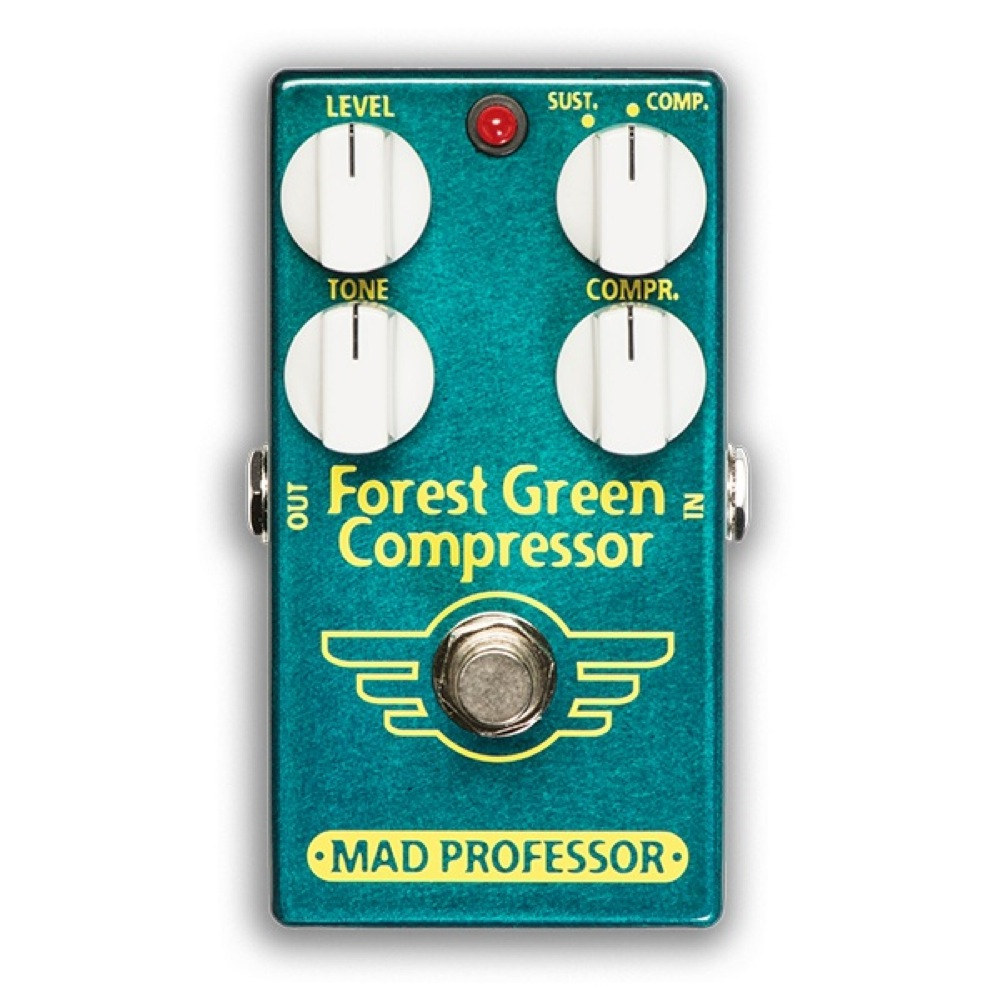 Mad Professor Forest Green Compressor FAC コンプレッサー ギターエフェクター