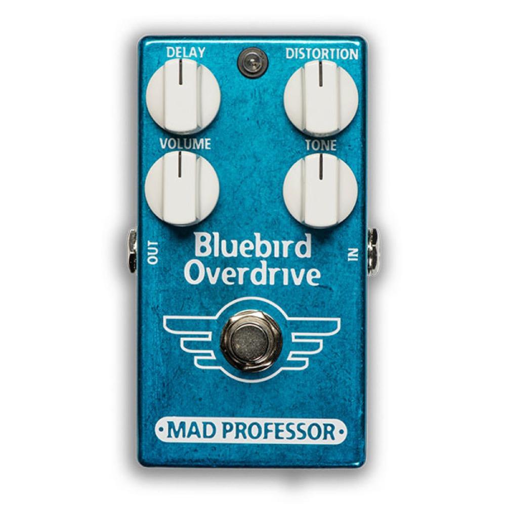 Mad Professor Bluebird Overdrive Delay FAC オーバードライブ/ディレイ ギターエフェクター