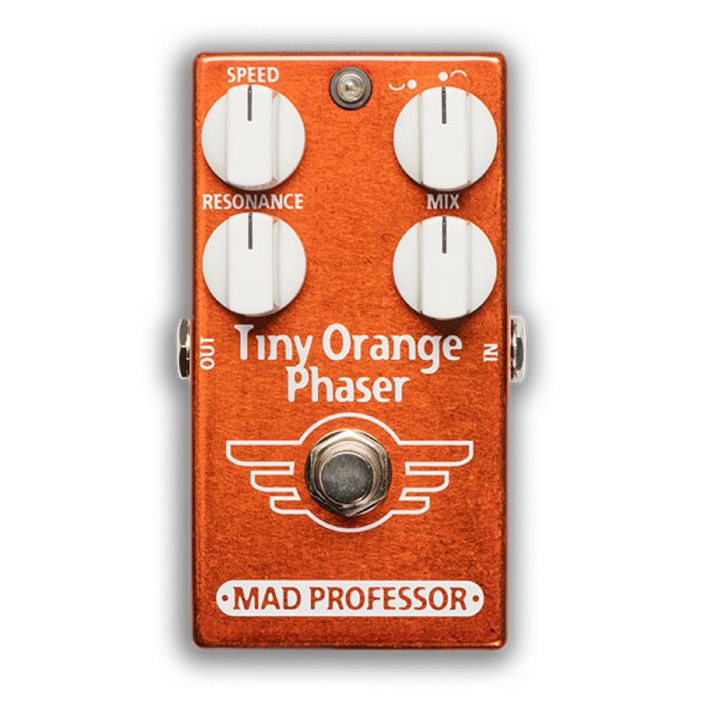Mad Professor Tiny Orange Phaser FAC フェイザー ギターエフェクター