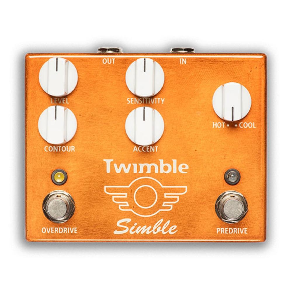 Mad Professor Twimble FAC ダンブル系オーバードライブ ギターエフェクター