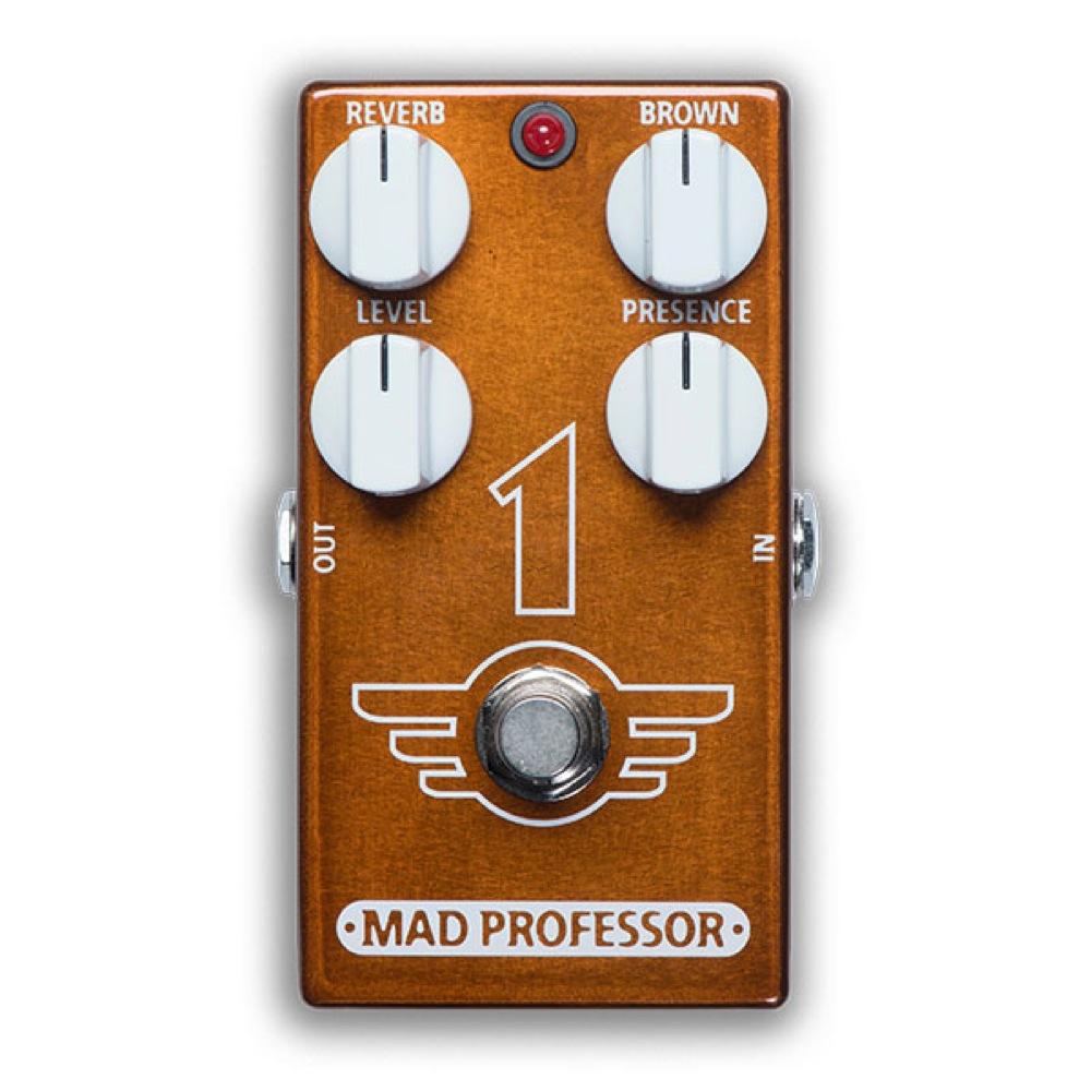 Mad Professor 1 FAC ブラウンサウンド系 オーバードライブ ギターエフェクター