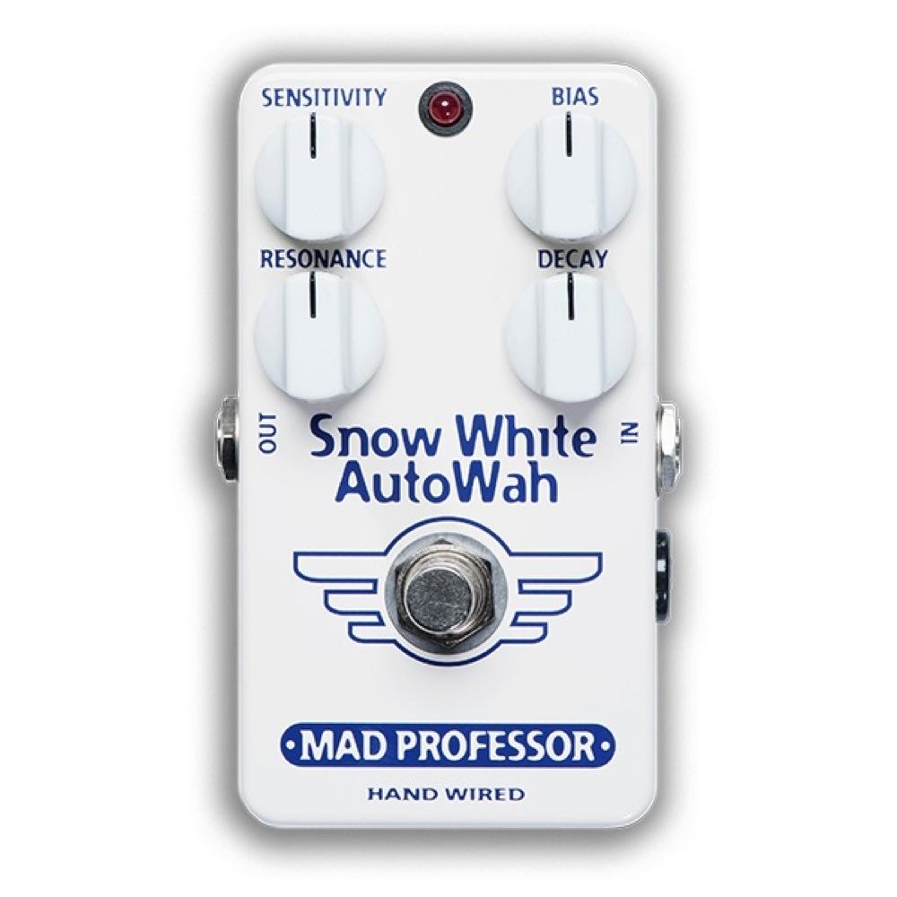 Mad Professor Snow White Autowah HW アダプター付き オートワウ ギターエフェクター ハンドワイアード