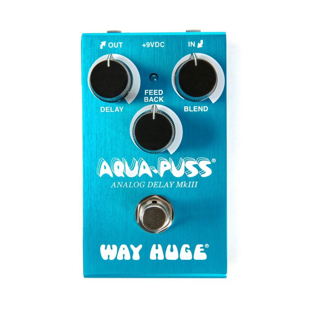 WAY HUGE WM71 Smalls Aqua-Puss ディレイ エフェクター