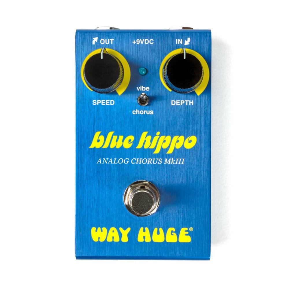 WAY HUGE WM61 Smalls Blue-Hippo コーラス エフェクター