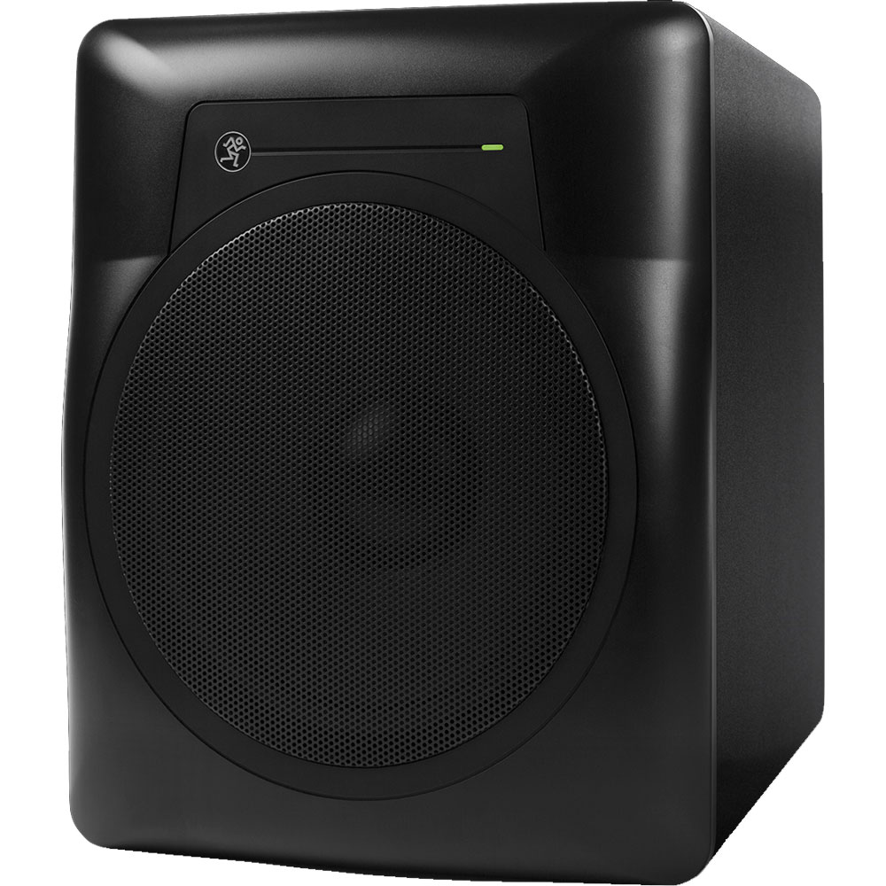 MACKIE MRS10 STUDIO MONITOR SPEAKER SUB WOOFER モニタースピーカー サブウーファー 1本
