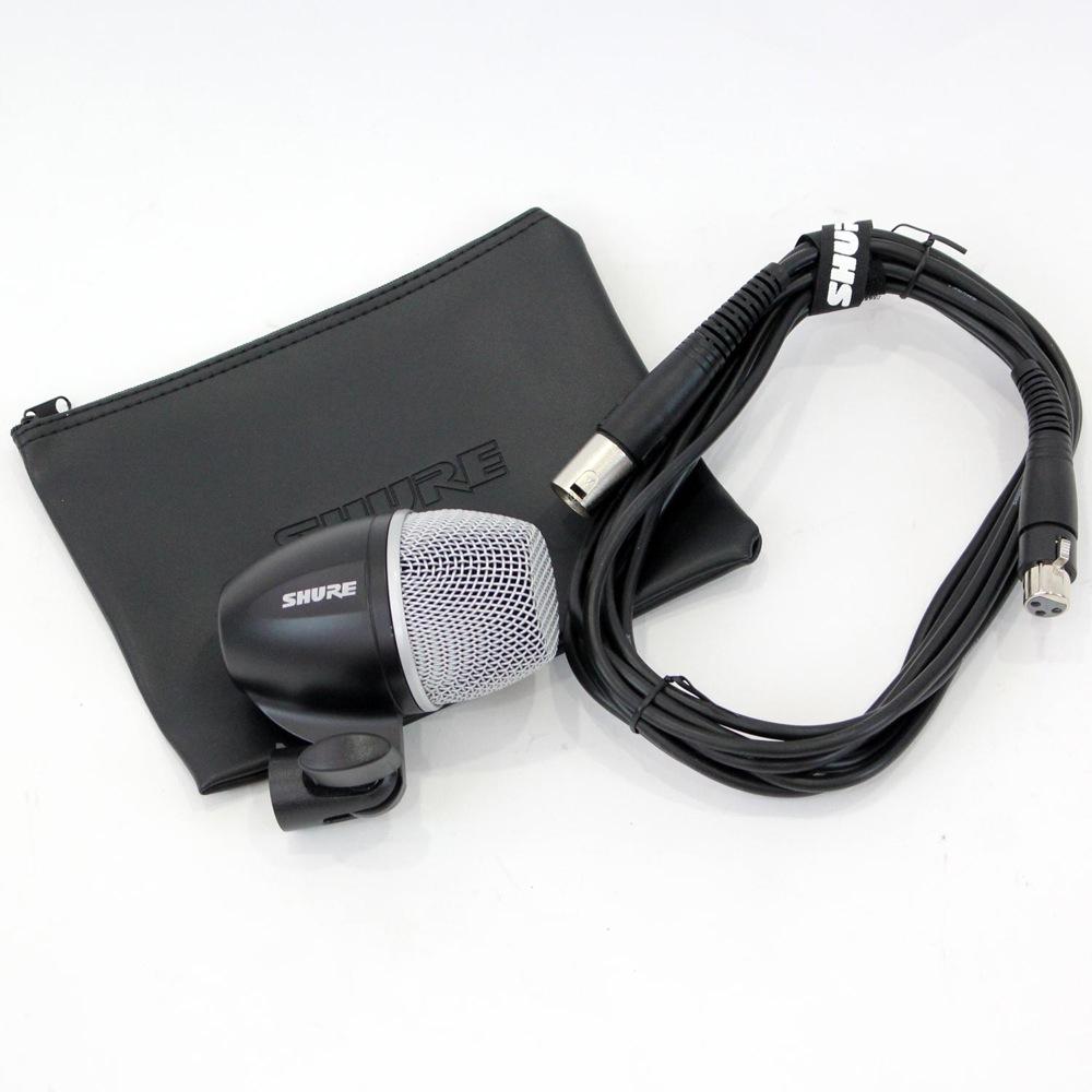 SHURE PG52-XLR バスドラム用マイクロフォン 生産完了特価品