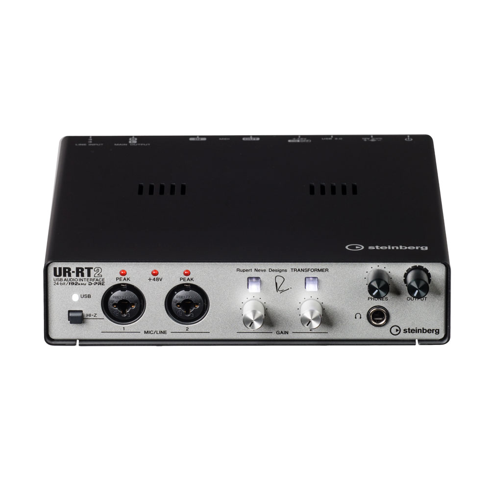 Steinberg UR-RT2 USB AUDIO INTERFACE USBオーディオインターフェース