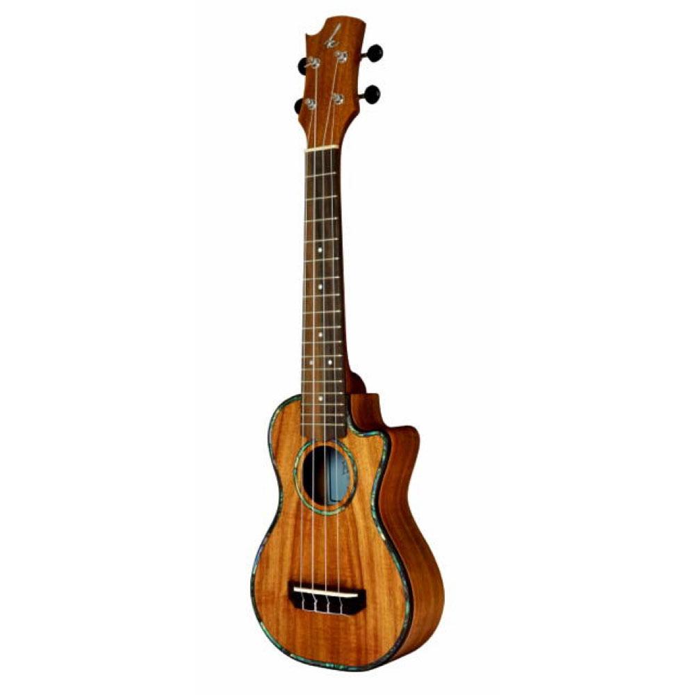 k ukulele K-201C ソプラノロングネックウクレレ