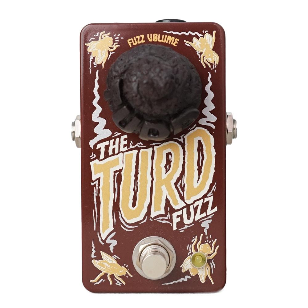 DR.NO TURDFUZZB TURD FUZZ Box Version ファズ ギターエフェクター