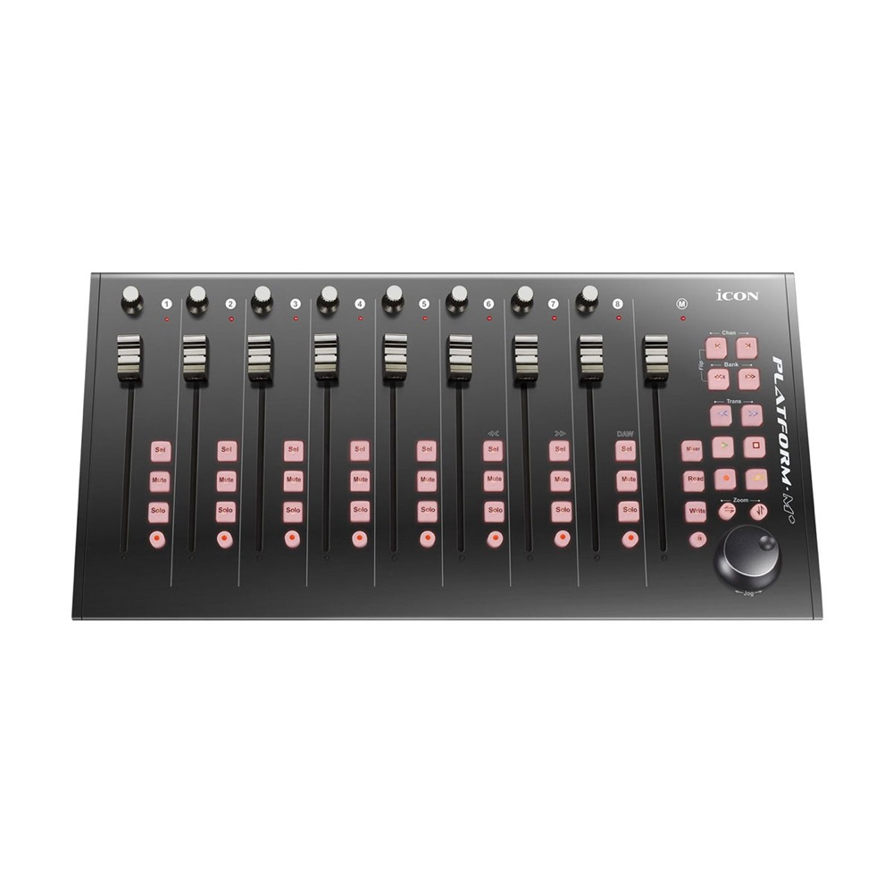 iCON Platform M+ MIDIコントローラー