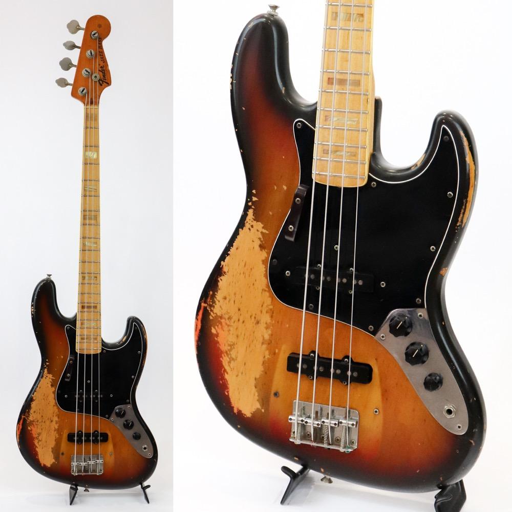 Fender 1974年製 Jazz Bass 3TS/M 【中古】