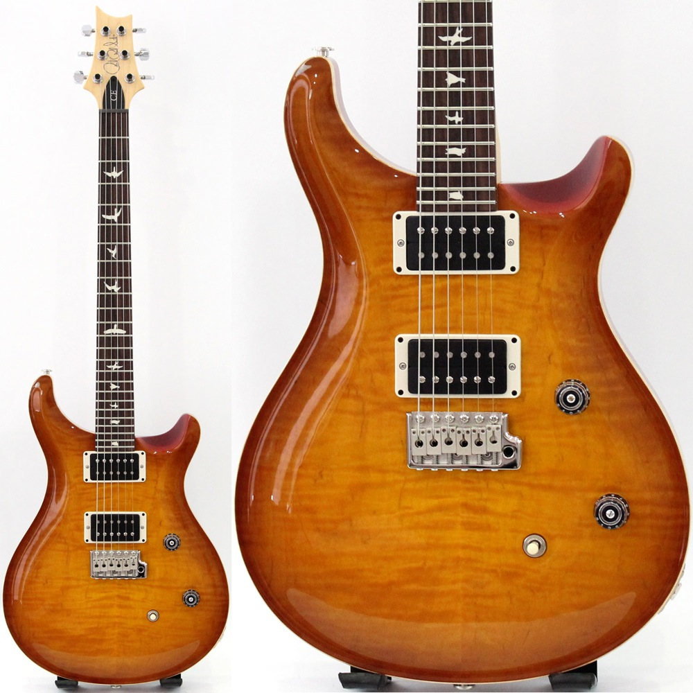Paul Reed Smith(PRS) 2017 CE 24 Maple Top Gloss Vintage Sunburst エレキギター