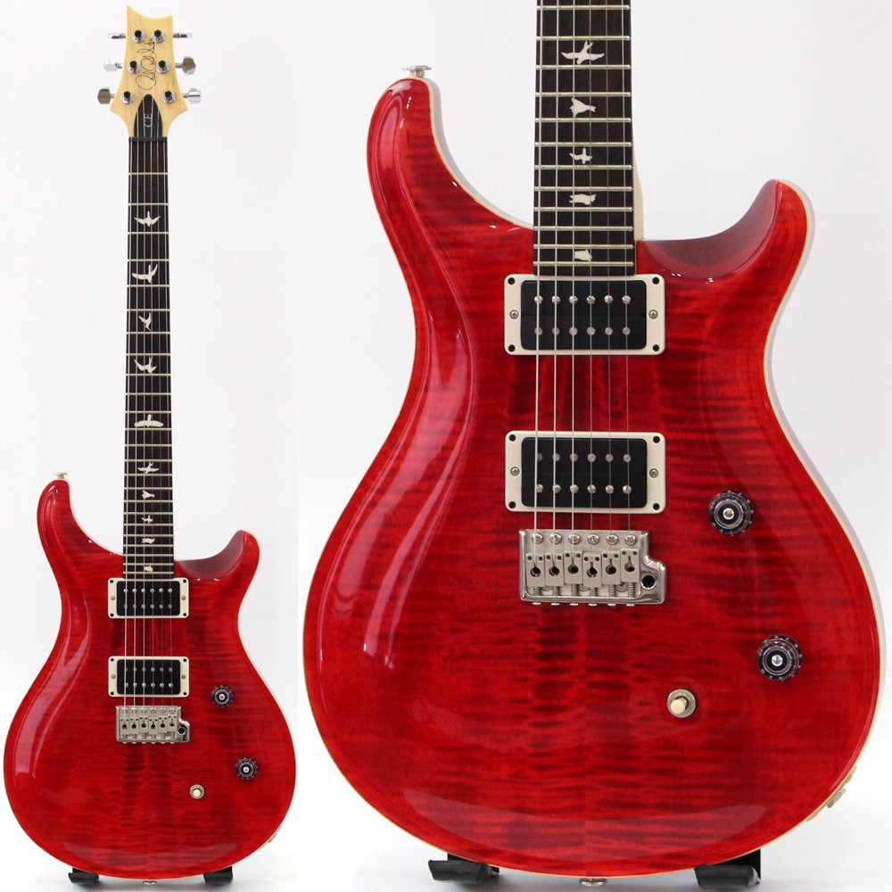 Paul Reed Smith(PRS) 2016 CE 24 Maple Top Gloss Ruby エレキギター