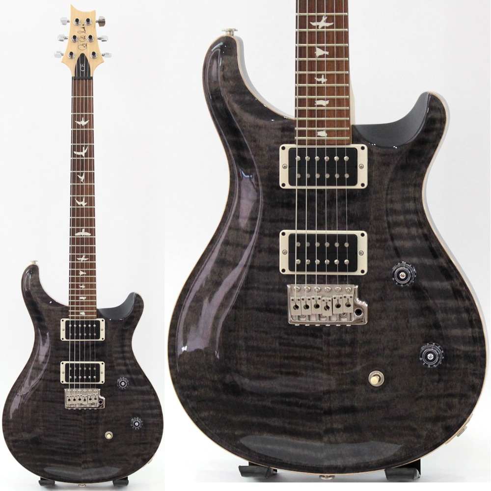 Paul Reed Smith(PRS) 2015 CE 24 Maple Top Gloss Grey Black エレキギター