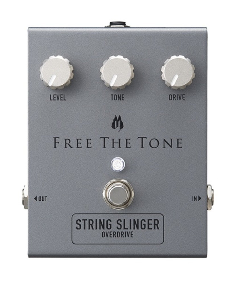 Free The Tone SS-1V STRING SLINGER ギターエフェクター